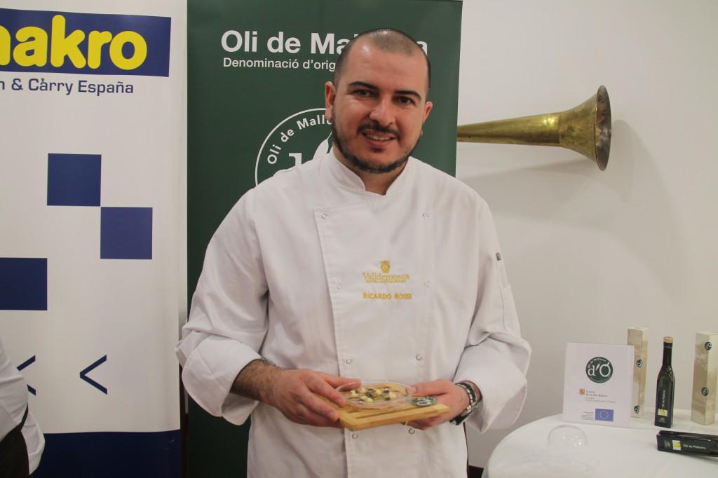 Ricardo Rossi guanyador Oleotapa2016