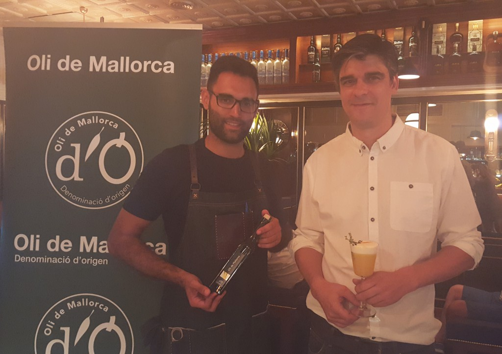 Coctel Oli de Mallorca 2016