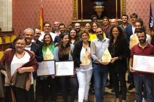 Els centres de formació en Cuina i Restauració de Mallorca, Gota d'Oli 2019
