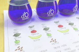 Estoreta de tast, una eina útil per promocionar Oli de Mallorca