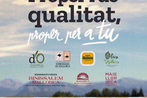 """""""Els nostres segells de qualitat, els teus sabors de sempre"""", la campanya dels productes de qualitat de les Illes Balears"""
